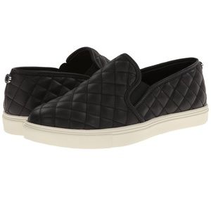 Steve Madden Ecentrc-q Patent Leather Loafer/Flats